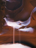 Tse Bighanilini Slot Canyon, Carved Sandstone Formations, Antelope Canyon, Arizona, USA Photographic Print by Kober Christian