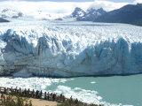 Perito Moreno Glacier, Parque Nacional De Los Glaciares, Patagonia, Argentina Photographic Print by McCoy Aaron