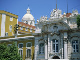 Military Museum and the Pantheon of Santa Engracia in the City of Lisbon, Portugal, Europe Photographic Print by Lightfoot Jeremy