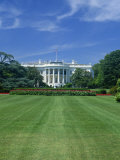 White House, Washington D.C., United States of America, North America Photographic Print by Hodson Jonathan
