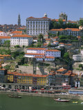 Ribeira District, Oporto, Portugal Photographic Print by Maxwell Duncan
