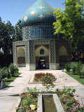 Tomb of Sheikh Attar, Nishapur, Iran, Middle East Photographic Print by Harding Robert