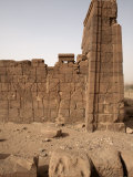 Lion Temple, One of the Meroitic Temples of Naqa, Sudan, Africa Photographic Print by Mcconnell Andrew