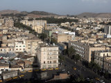 Overlooking the Capital City of Asmara, Eritrea, Africa Photographic Print by Mcconnell Andrew