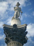 Nelson's Column, Trafalgar Square, London, England, United Kingdom, Europe Photographic Print by Hodson Jonathan