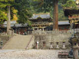 Yomei-Mon, Tosho-Gu Shrine, Nikko, Central Honshu, Japan Photographic Print by Schlenker Jochen