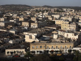 Overlooking the Capital City of Asmara, Eritrea, Africa Fotografisk tryk af Mcconnell Andrew