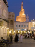 Restored Souq Waqif, Doha, Qatar, Middle East Photographic Print by Gavin Hellier