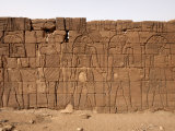 Lion Temple, One of the Meroitic Temples of Naqa, Naqa, Sudan Photographic Print by Mcconnell Andrew