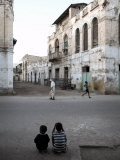 Daily Life in the Coastal Town of Massawa, Eritrea, Africa Photographic Print by Mcconnell Andrew