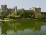Pembroke Castle, Pembrokeshire, Wales, United Kingdom, Europe Photographic Print by Richardson Rolf