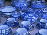 Pottery, Vallauris, Provence, Cote D'Azur, France, Europe Photographic Print by Miller John