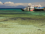 Green Island, Great Barrier Reef, Cairns, Queensland, Australia, Pacific Photographic Print by Schlenker Jochen