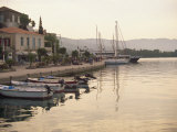 Poros, Saronic Islands, Greek Islands, Greece, Europe Photographic Print by Lightfoot Jeremy