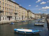 Canal Grande, Trieste, Friuli-Venezia Giulia, Italy, Europe Photographic Print by Lawrence Graham