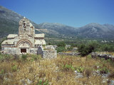 Church, Mani, Greece, Europe Photographie par O'callaghan Jane