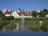 Visby, Gotland, Sweden, Scandinavia, Europe Photographic Print by Jenner Michael