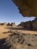 Akakus, Sahara Desert, Fezzan, Libya, North Africa, Africa Photographic Print by Pitamitz Sergio