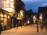 New Street, Worcester, Worcestershire, England, United Kingdom, Europe Photographic Print by Lawrence Graham