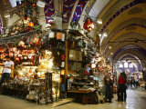 Grand Bazaar, Istanbul, Turkey, Europe Photographic Print by Levy Yadid