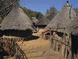 Falls Craft Village, Victoria Falls, Zimbabwe, Africa Photographic Print by Poole David