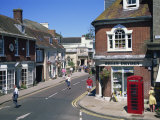 West Borough, Wimborne, Dorset, England, United Kingdom, Europe Photographic Print by Lightfoot Jeremy