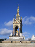 Albert Memorial, Kensington Gardens, London, England, United Kingdom, Europe Photographic Print by Mawson Mark