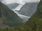 Fox Glacier, Westland, South Island, New Zealand, Pacific Photographic Print by Schlenker Jochen