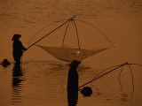 Mekong River, Vientiane, Laos, Indochina, Southeast Asia Photographic Print by Mcleod Rob