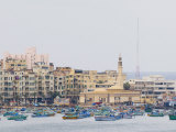 Waterfront and Eastern Harbour, Alexandria, Egypt, North Africa, Africa Photographic Print by Schlenker Jochen