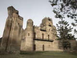 Fasiladas' Palace, Part of the Royal Enclosure, Gondar, UNESCO World Heritage Site, Ethiopia Photographic Print by Mcconnell Andrew