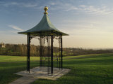 Gazebo Near Kenwood House on Hampstead Heath, North London, England, United Kingdom, Europe Photographic Print by Hughes David