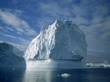 Icebergs, Antarctica, Polar Regions Photographic Print by Renner Geoff