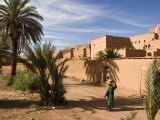 Taourirt Kasbah, Ouarzazate, Atlas Mountains, Morocco, North Africa, Africa Photographic Print by Levy Yadid