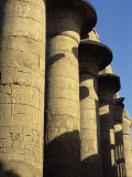 Hypostyle Hall, Great Temple of Amun, Karnak, Thebes, UNESCO World Heritage Site, Egypt Photographic Print by Simanor Eitan