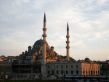 Yeni Camii Mosque also known as the New Mosque, Istanbul, Turkey, Europe Photographic Print by Levy Yadid