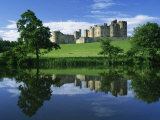 Alnwick Castle, Northumberland, England, United Kingdom, Europe Photographie par Rainford Roy
