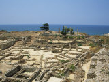 Ruins of Byblos, UNESCO World Heritage Site, Lebanon, Middle East Photographie par O'callaghan Jane