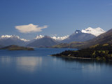 Clear Waters of Lake Wakatipu Near Queenstown, Otago, South Island, New Zealand, Pacific Photographic Print by Kober Christian