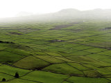 Siera Do Cume, Terceira Island, Azores, Portugal, Europe Photographic Print by De Mann Jean-Pierre