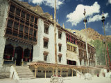 Hemis Gompa, Ladakh, India Photographic Print by Wilson John Henry Claude