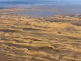 Aerial Photo, Skeleton Coast Park, Namibia, Africa Photographic Print by Milse Thorsten