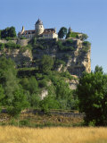 Chateau, Lacave, Lot, Midi Pyrenees, France, Europe Photographic Print by Richardson Rolf