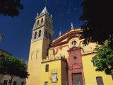 Iglesia De Santa Ana, Triana District, Seville, Andalucia, Spain, Europe Photographic Print by Tomlinson Ruth