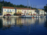 Fiskardo, Kefalonia, Ionian Islands, Greek Islands, Greece, Europe Photographic Print by Short Michael