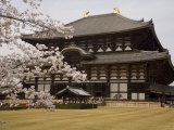 Todaiji Temple, UNESCO World Heritage Site, Nara, Japan Photographic Print by Richardson Rolf