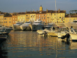 St. Tropez, Var, Cote D'Azur, French Riviera, Provence, France Photographic Print by Tomlinson Ruth