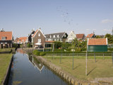 Town of Hoorn, Holland, Europe Photographic Print by Olivieri Oliviero