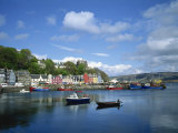Tobermory, Argyll, Isle of Mull, Strathclyde, Scotland, United Kingdom, Europe Photographic Print by Renner Geoff
