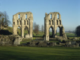 Roche Abbey, Yorkshire, England, United Kingdom, Europe Photographic Print by Scholey Peter